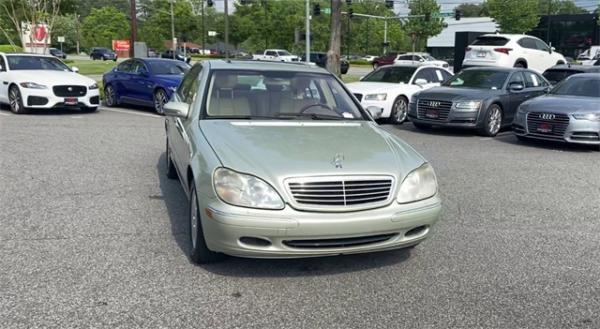 Used 2002 Mercedes-Benz S-Class S 500 for sale $4,991 at Gravity Autos in Roswell GA 30076 3