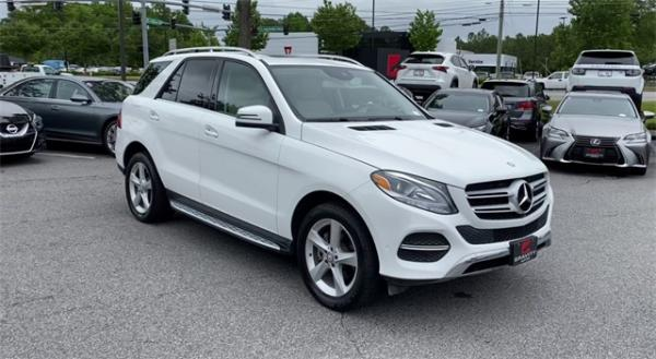 Used 2017 Mercedes-Benz GLE GLE 350 for sale $28,491 at Gravity Autos in Roswell GA 30076 2