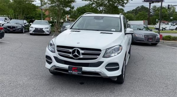 Used 2017 Mercedes-Benz GLE GLE 350 for sale $28,491 at Gravity Autos in Roswell GA 30076 3
