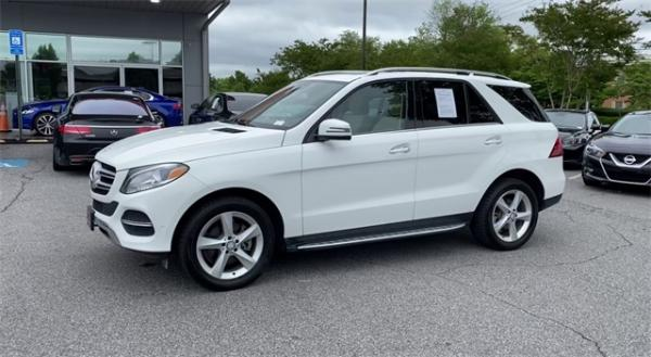 Used 2017 Mercedes-Benz GLE GLE 350 for sale $28,491 at Gravity Autos in Roswell GA 30076 4