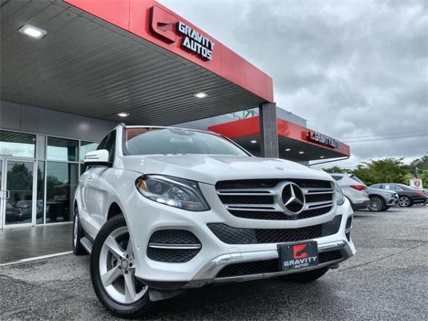Used 2017 Mercedes-Benz GLE GLE 350 for sale $28,491 at Gravity Autos in Roswell GA 30076 1