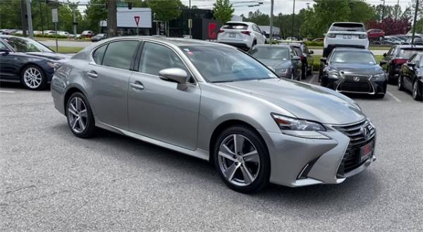 Used 2016 Lexus GS 350 for sale Sold at Gravity Autos in Roswell GA 30076 2