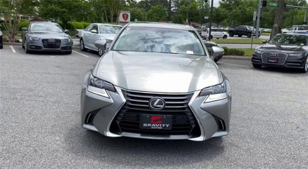 Used 2016 Lexus GS 350 for sale Sold at Gravity Autos in Roswell GA 30076 3
