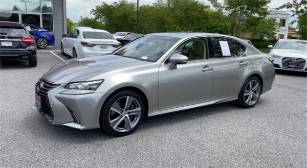 Used 2016 Lexus GS 350 for sale Sold at Gravity Autos in Roswell GA 30076 4
