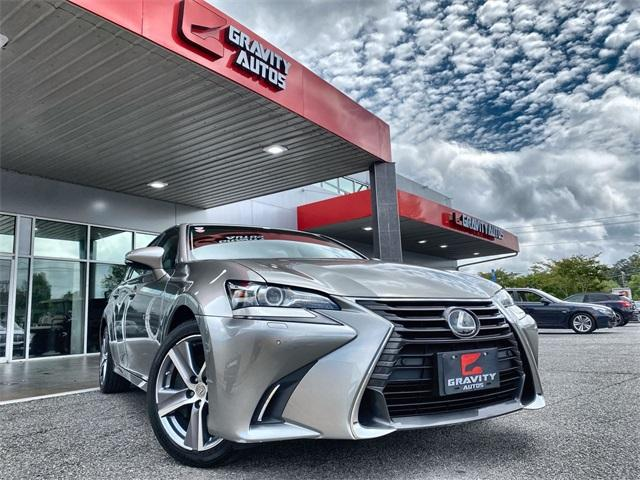Used 2016 Lexus GS 350 for sale Sold at Gravity Autos in Roswell GA 30076 1