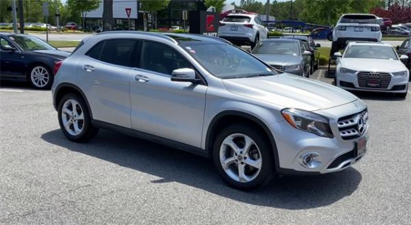 Used 2018 Mercedes-Benz GLA GLA 250 for sale $23,492 at Gravity Autos in Roswell GA 30076 2