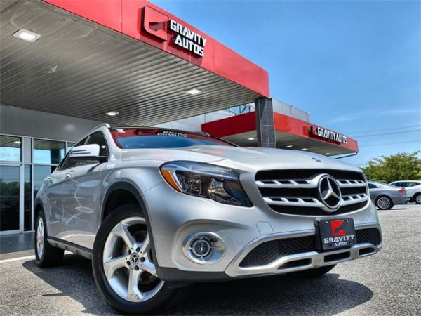 Used 2018 Mercedes-Benz GLA GLA 250 for sale $23,492 at Gravity Autos in Roswell GA 30076 1