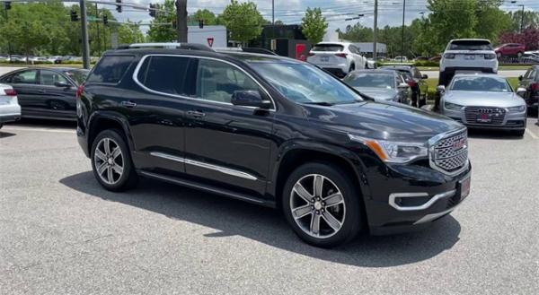Used 2017 GMC Acadia Denali for sale $24,992 at Gravity Autos in Roswell GA 30076 2