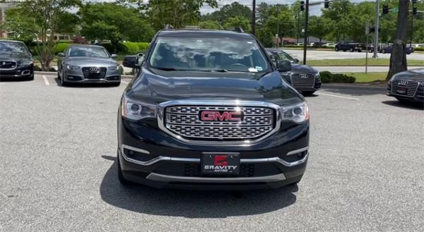 Used 2017 GMC Acadia Denali for sale $24,992 at Gravity Autos in Roswell GA 30076 3