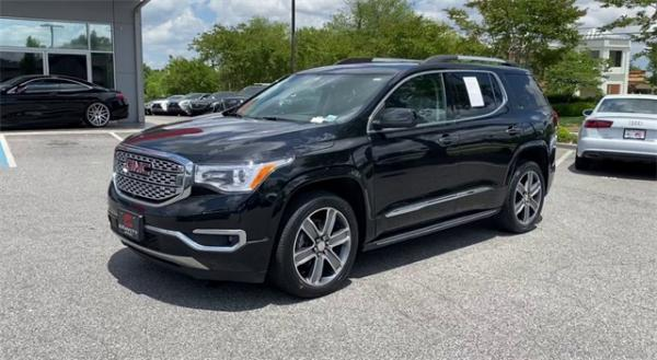 Used 2017 GMC Acadia Denali for sale $24,992 at Gravity Autos in Roswell GA 30076 4