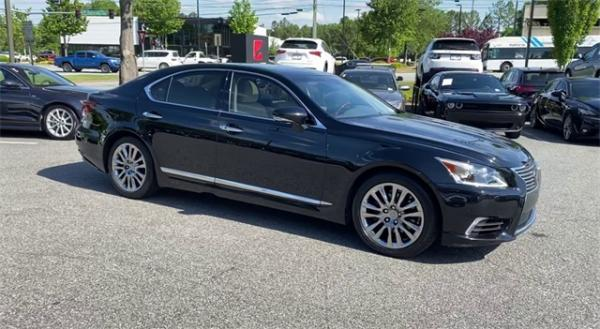 Used 2017 Lexus LS 460 for sale $36,492 at Gravity Autos in Roswell GA 30076 2