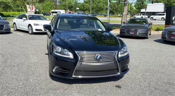 Used 2017 Lexus LS 460 for sale $36,492 at Gravity Autos in Roswell GA 30076 3