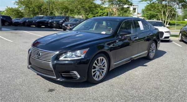 Used 2017 Lexus LS 460 for sale $36,492 at Gravity Autos in Roswell GA 30076 4
