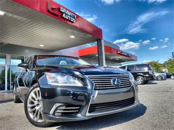 Used 2017 Lexus LS 460 for sale $36,492 at Gravity Autos in Roswell GA 30076 1
