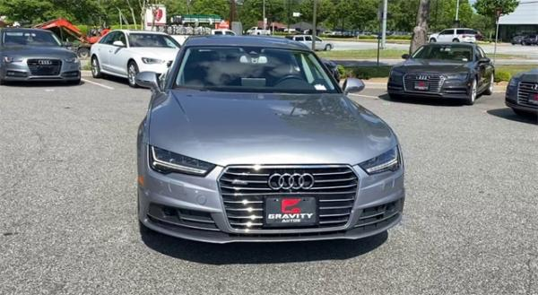 Used 2016 Audi A7 3.0T Premium Plus for sale $29,492 at Gravity Autos in Roswell GA 30076 3