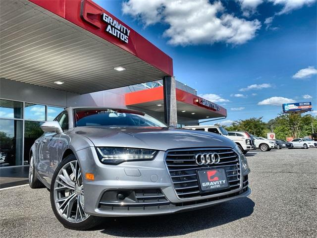 Used 2016 Audi A7 3.0T Premium Plus for sale $29,492 at Gravity Autos in Roswell GA 30076 1