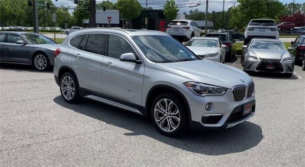 Used 2017 BMW X1 xDrive28i for sale Sold at Gravity Autos in Roswell GA 30076 2