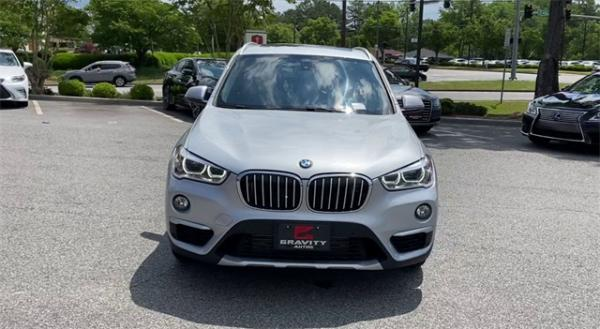 Used 2017 BMW X1 xDrive28i for sale Sold at Gravity Autos in Roswell GA 30076 3
