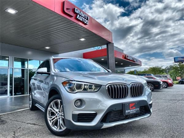 Used 2017 BMW X1 xDrive28i for sale Sold at Gravity Autos in Roswell GA 30076 1