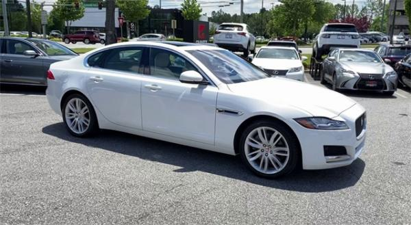 Used 2016 Jaguar XF Prestige for sale $22,491 at Gravity Autos in Roswell GA 30076 2