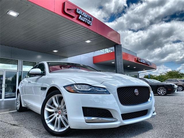 Used 2016 Jaguar XF Prestige for sale $22,491 at Gravity Autos in Roswell GA 30076 1