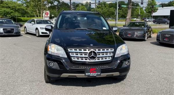 Used 2010 Mercedes-Benz M-Class ML 350 for sale $11,991 at Gravity Autos in Roswell GA 30076 3
