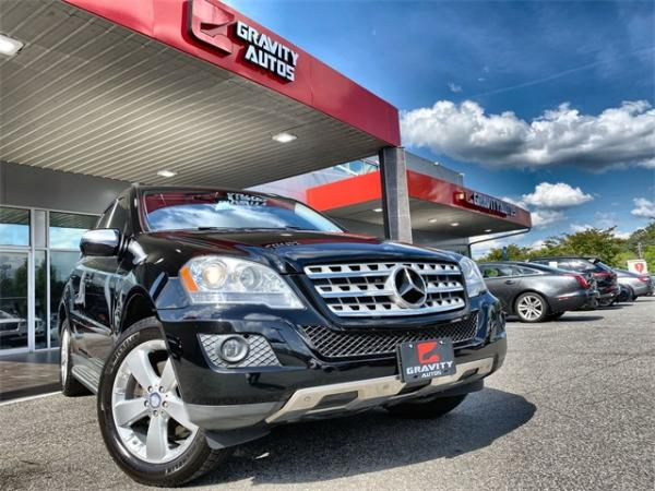 Used 2010 Mercedes-Benz M-Class ML 350 for sale $11,991 at Gravity Autos in Roswell GA 30076 1