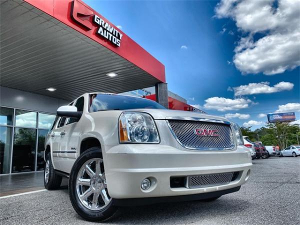 Used 2014 GMC Yukon Denali for sale $20,492 at Gravity Autos in Roswell GA 30076 1