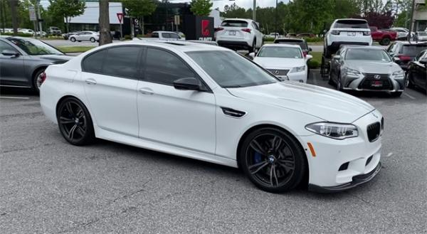 Used 2015 BMW M5 M SPORT for sale $42,991 at Gravity Autos in Roswell GA 30076 2
