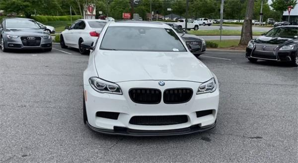Used 2015 BMW M5 M SPORT for sale $42,991 at Gravity Autos in Roswell GA 30076 3