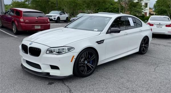 Used 2015 BMW M5 M SPORT for sale $42,991 at Gravity Autos in Roswell GA 30076 4