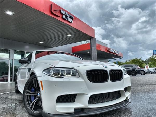 Used 2015 BMW M5 M SPORT for sale $42,991 at Gravity Autos in Roswell GA 30076 1