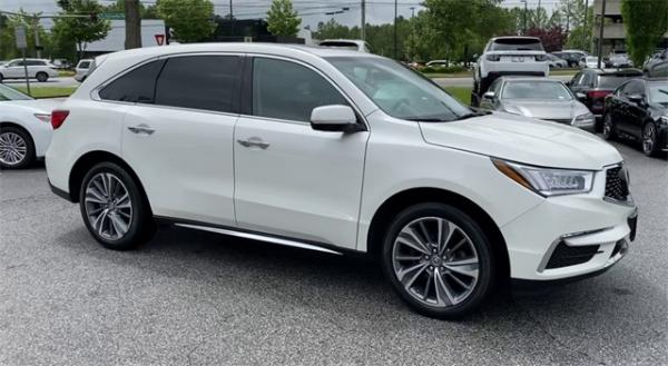 Used 2017 Acura MDX 3.5L for sale $27,490 at Gravity Autos in Roswell GA 30076 2