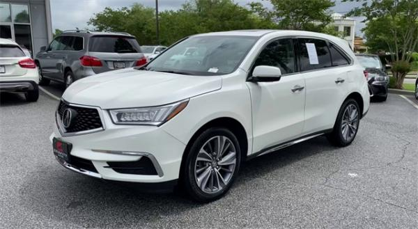 Used 2017 Acura MDX 3.5L for sale $27,490 at Gravity Autos in Roswell GA 30076 4