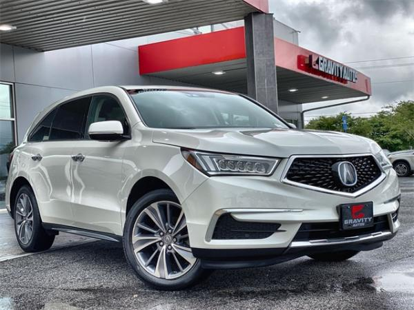 Used 2017 Acura MDX 3.5L for sale $27,490 at Gravity Autos in Roswell GA 30076 1
