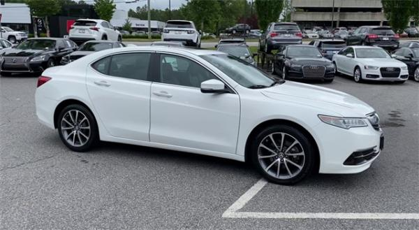 Used 2017 Acura TLX 3.5L V6 for sale $20,990 at Gravity Autos in Roswell GA 30076 2