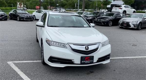 Used 2017 Acura TLX 3.5L V6 for sale $20,990 at Gravity Autos in Roswell GA 30076 3