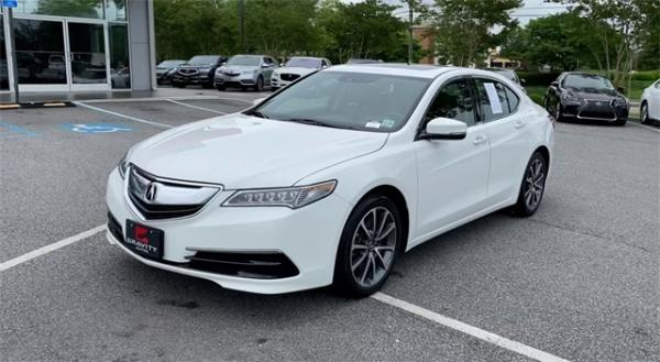 Used 2017 Acura TLX 3.5L V6 for sale $20,990 at Gravity Autos in Roswell GA 30076 4