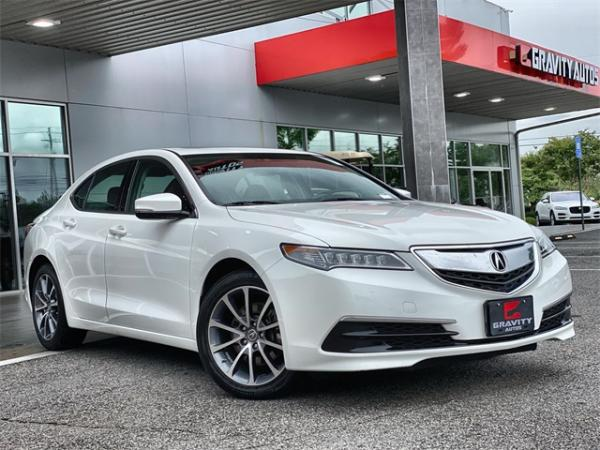 Used 2017 Acura TLX 3.5L V6 for sale $20,990 at Gravity Autos in Roswell GA 30076 1