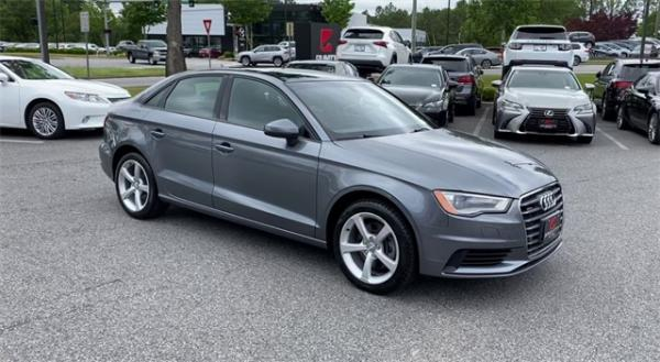 Used 2016 Audi A3 2.0T Premium for sale Sold at Gravity Autos in Roswell GA 30076 2