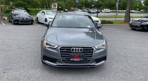 Used 2016 Audi A3 2.0T Premium for sale Sold at Gravity Autos in Roswell GA 30076 3