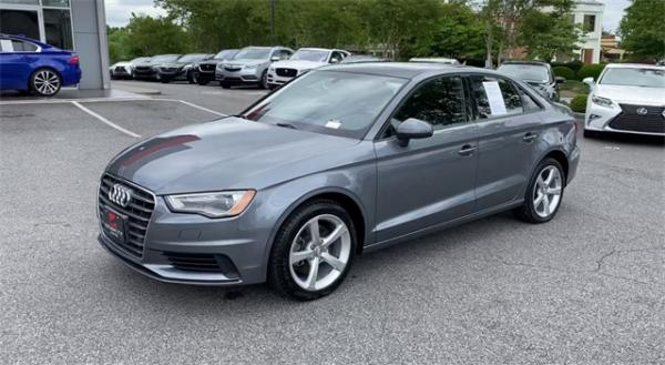 Used 2016 Audi A3 2.0T Premium for sale Sold at Gravity Autos in Roswell GA 30076 4