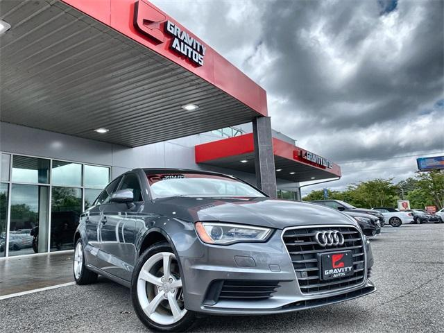 Used 2016 Audi A3 2.0T Premium for sale Sold at Gravity Autos in Roswell GA 30076 1