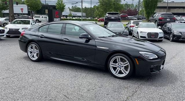 Used 2017 BMW 6 Series 640i xDrive Gran Coupe for sale Sold at Gravity Autos Roswell in Roswell GA 30076 2