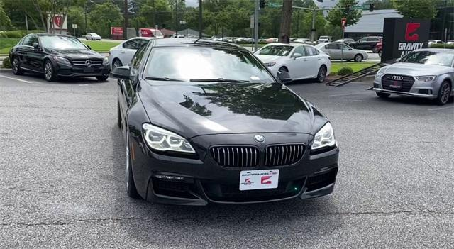 Used 2017 BMW 6 Series 640i xDrive Gran Coupe for sale Sold at Gravity Autos Roswell in Roswell GA 30076 3