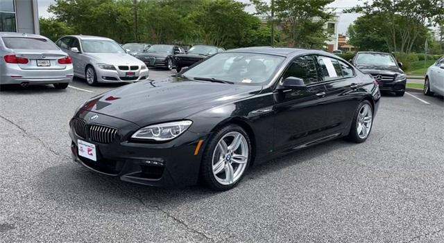 Used 2017 BMW 6 Series 640i xDrive Gran Coupe for sale Sold at Gravity Autos Roswell in Roswell GA 30076 4