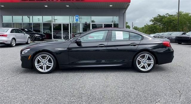 Used 2017 BMW 6 Series 640i xDrive Gran Coupe for sale Sold at Gravity Autos Roswell in Roswell GA 30076 5