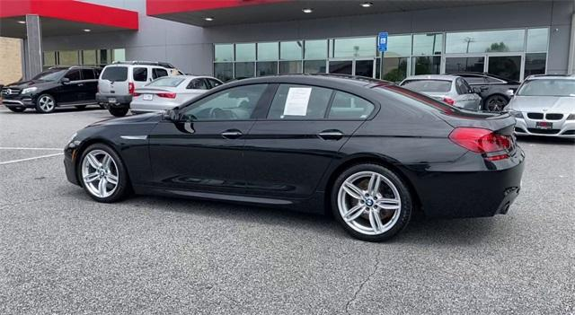 Used 2017 BMW 6 Series 640i xDrive Gran Coupe for sale Sold at Gravity Autos Roswell in Roswell GA 30076 6