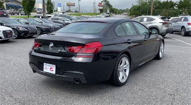 Used 2017 BMW 6 Series 640i xDrive Gran Coupe for sale Sold at Gravity Autos Roswell in Roswell GA 30076 8