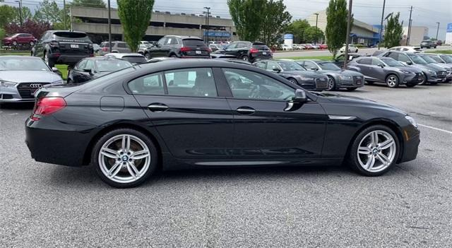 Used 2017 BMW 6 Series 640i xDrive Gran Coupe for sale Sold at Gravity Autos Roswell in Roswell GA 30076 9